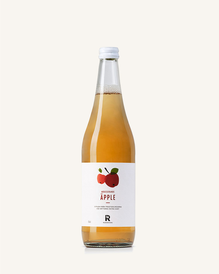 Äpple Mousserande 65 cl