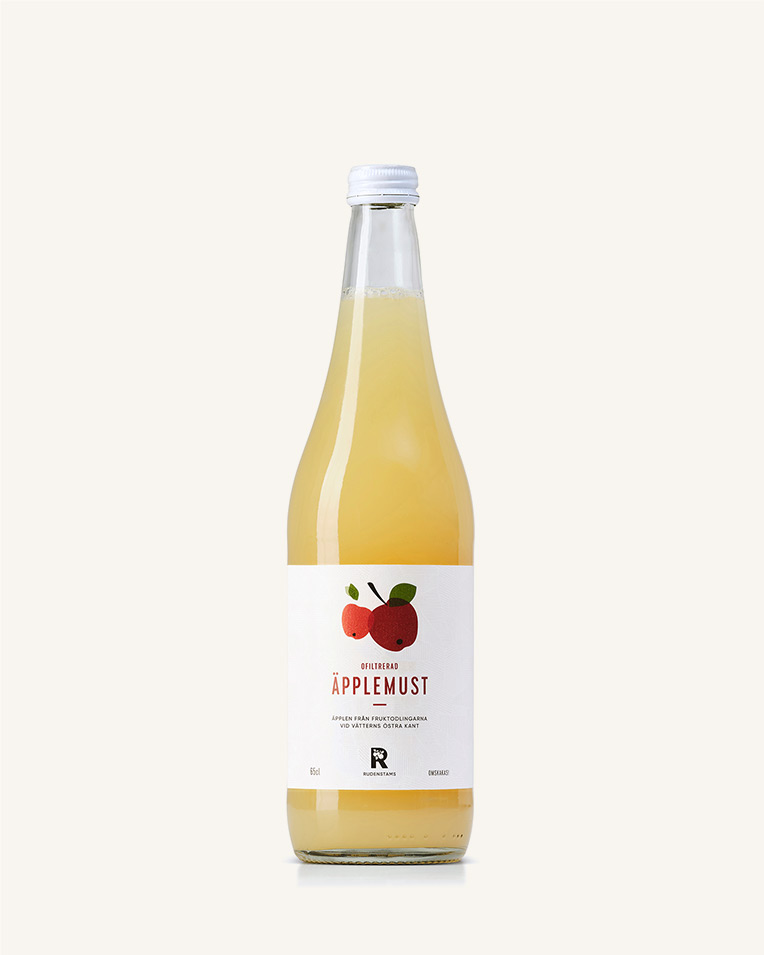Äpple Must Ofiltrerad 65 cl