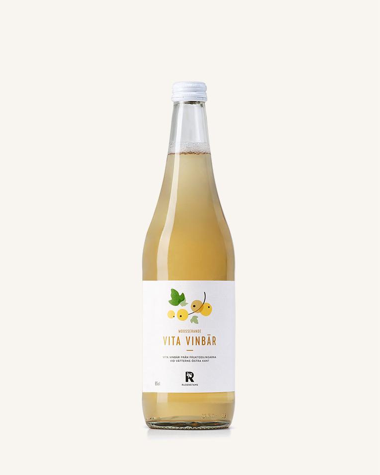 Vita vinbär 65cl